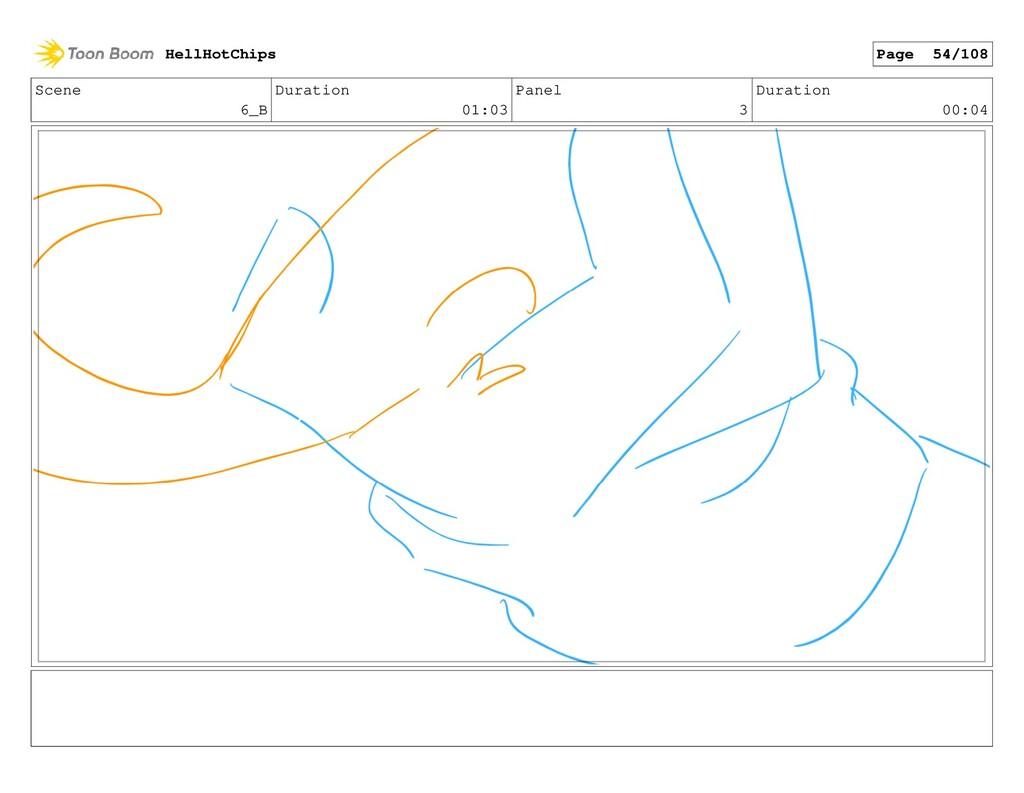 Scene 6_B Duration 01:03 Panel 3 Duration 00:04...