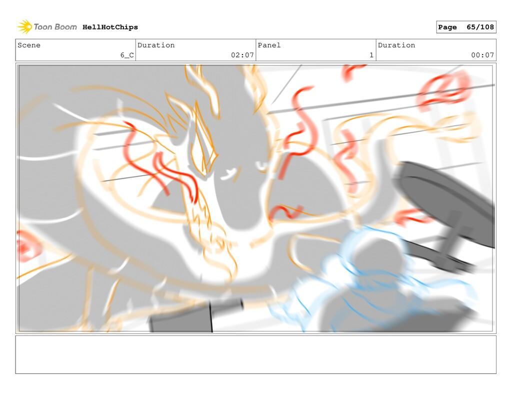 Scene 6_C Duration 02:07 Panel 1 Duration 00:07...
