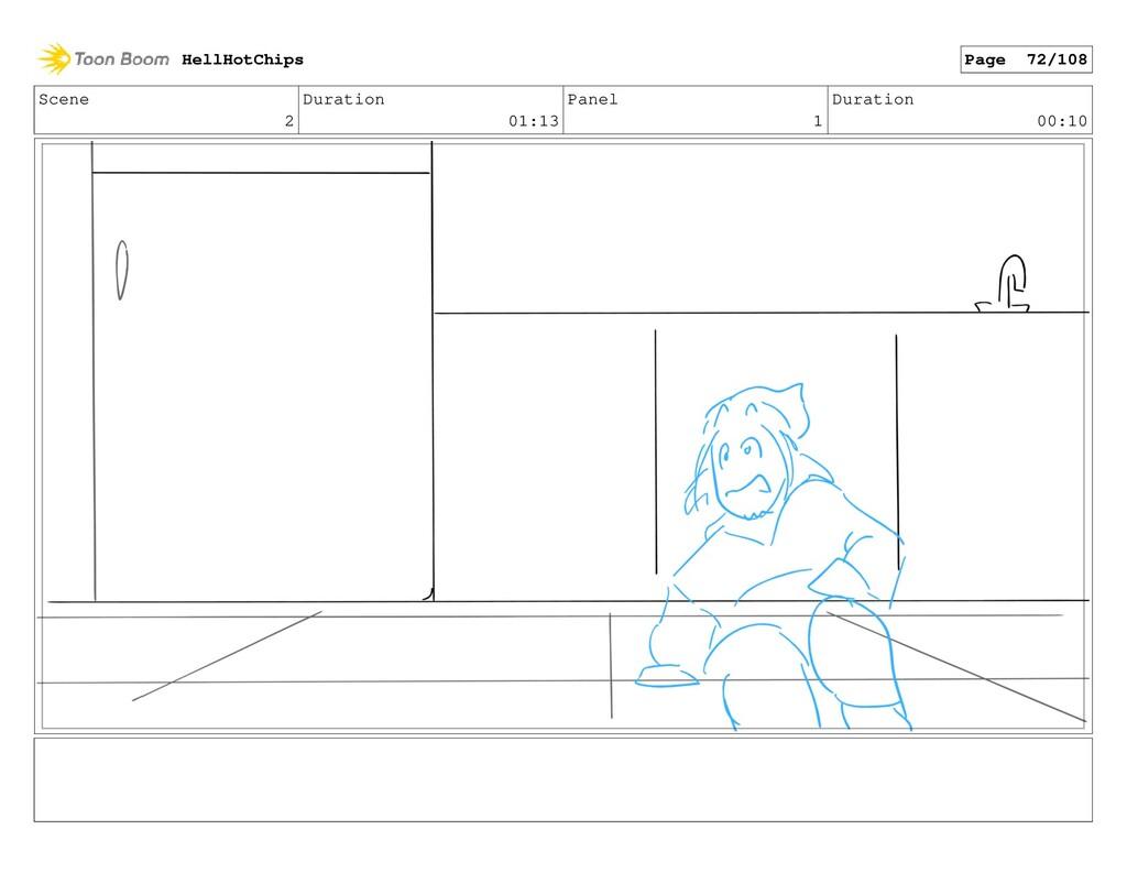 Scene 2 Duration 01:13 Panel 1 Duration 00:10 H...