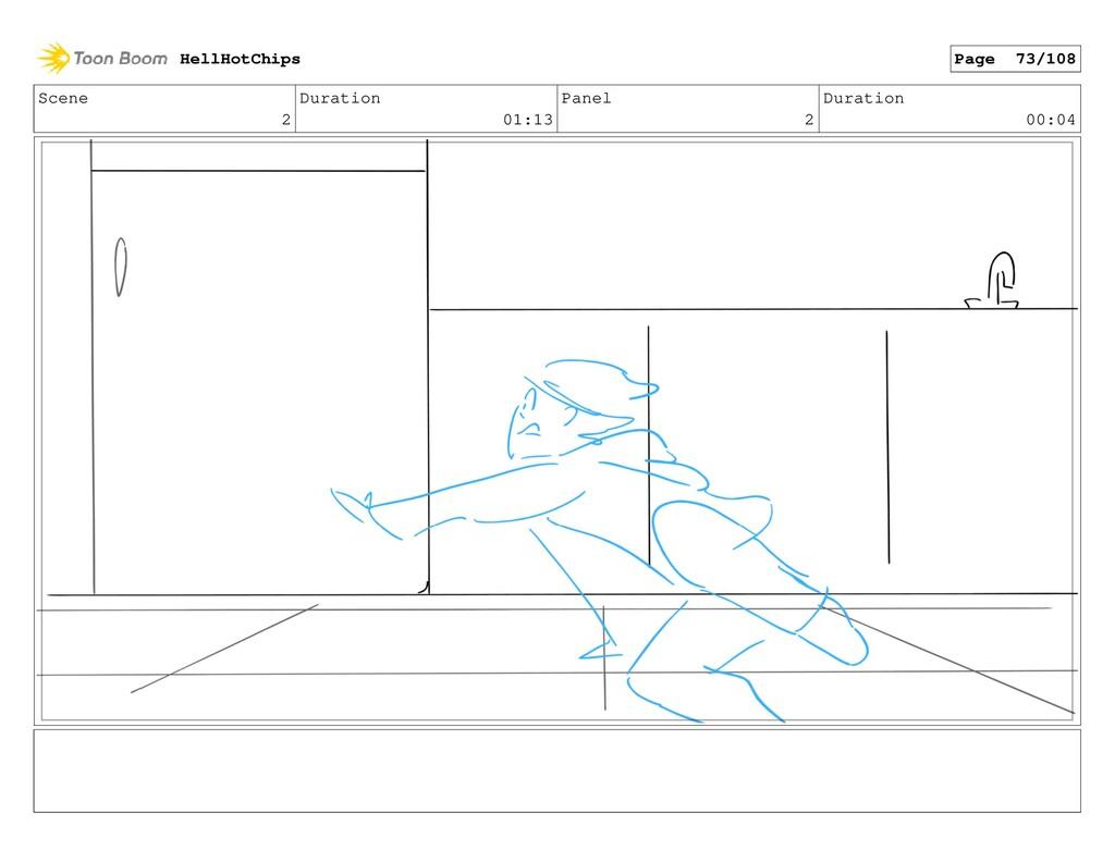 Scene 2 Duration 01:13 Panel 2 Duration 00:04 H...