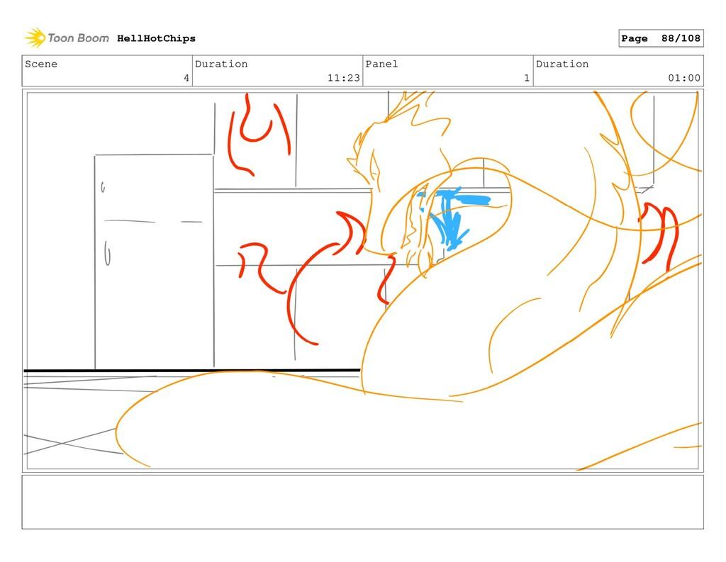 Scene 4 Duration 11:23 Panel 1 Duration 01:00 H...