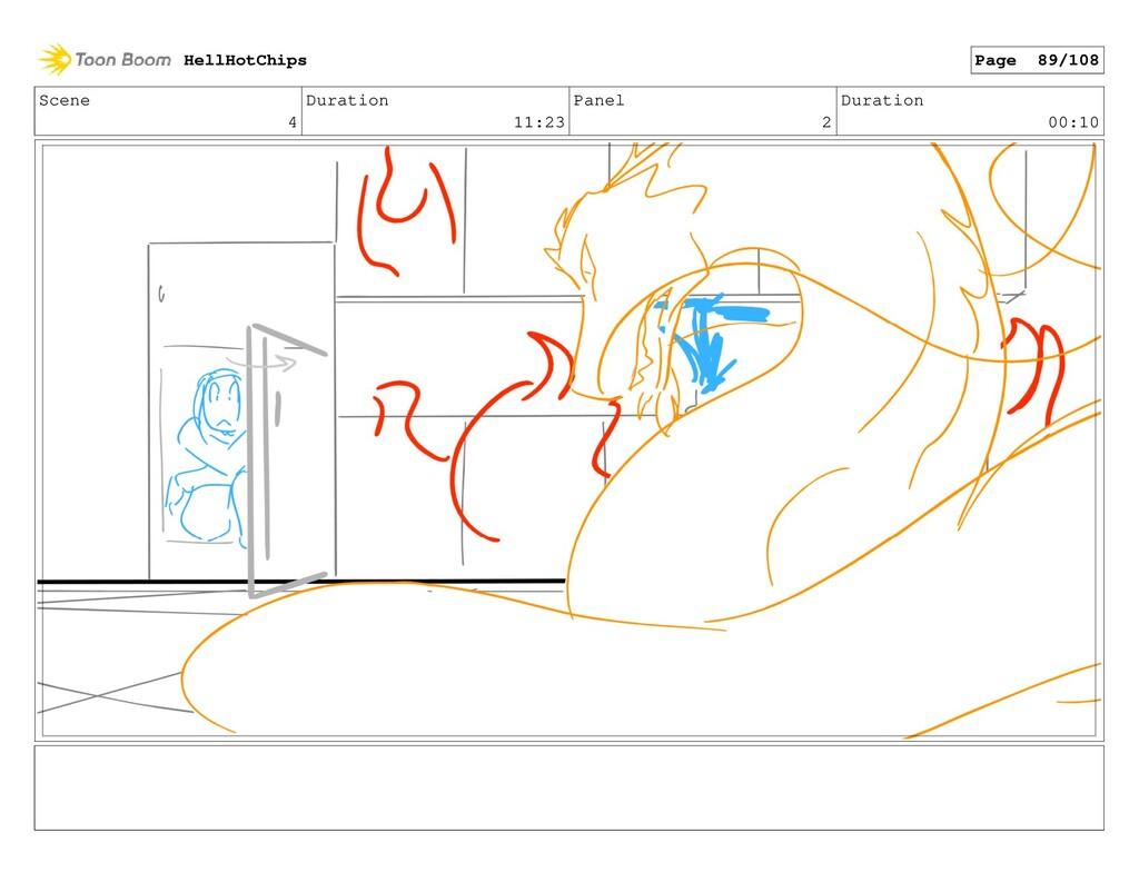 Scene 4 Duration 11:23 Panel 2 Duration 00:10 H...