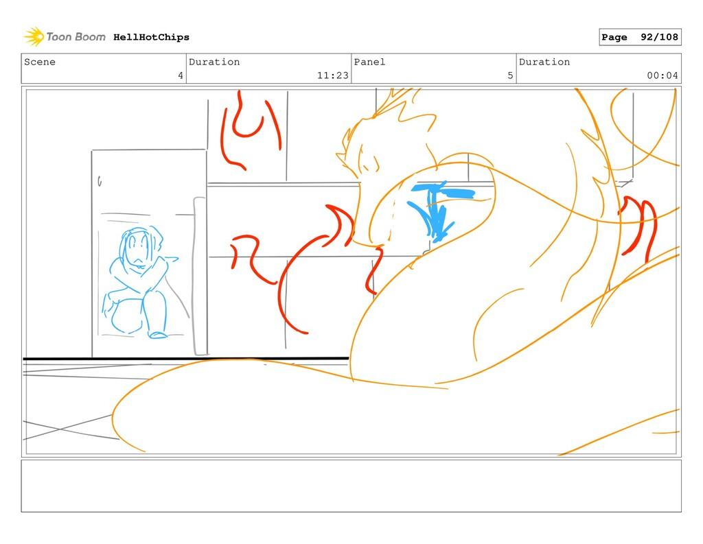 Scene 4 Duration 11:23 Panel 5 Duration 00:04 H...