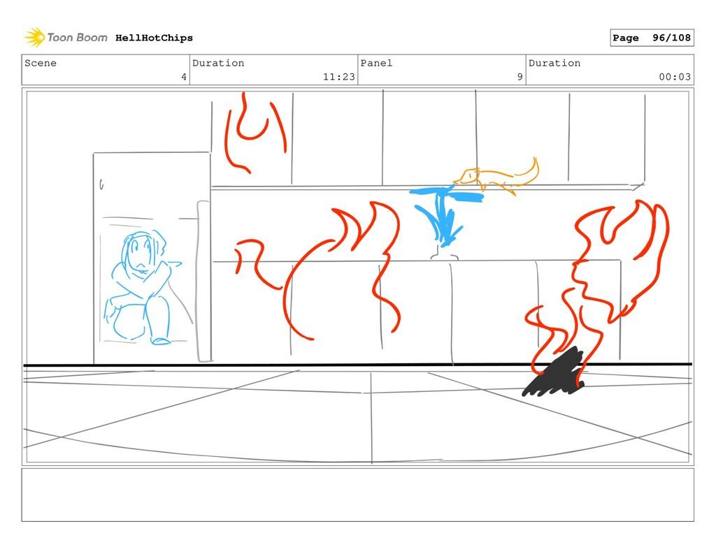 Scene 4 Duration 11:23 Panel 9 Duration 00:03 H...
