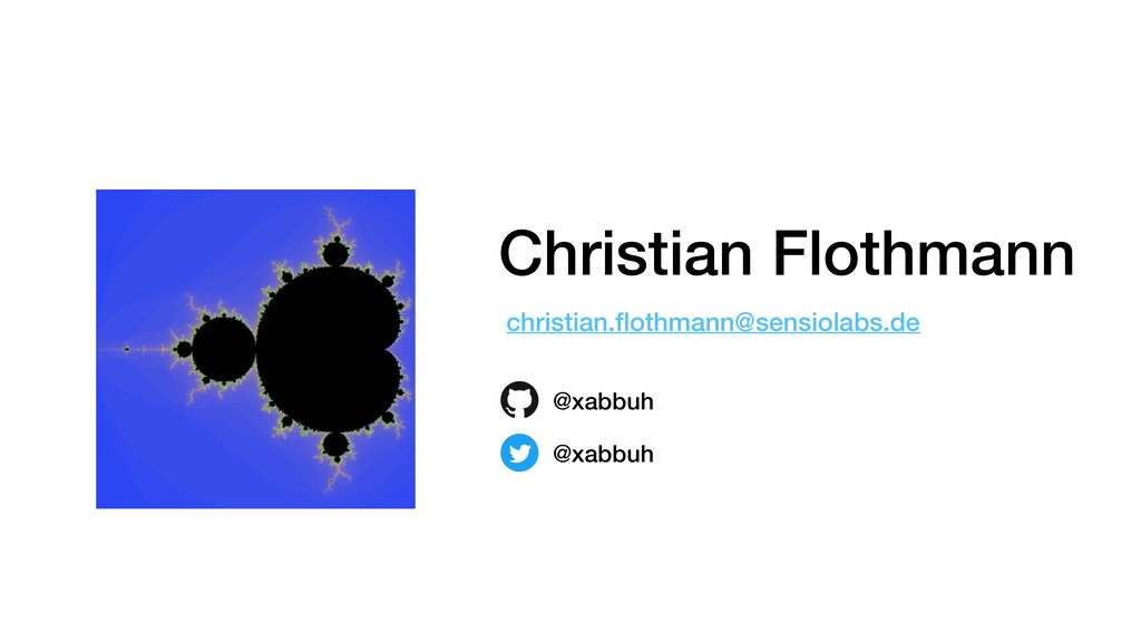 Christian Flothmann christian.flothmann@sensiola...