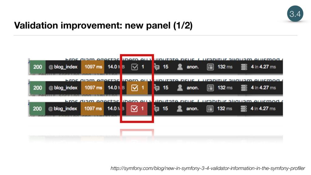 Validation improvement: new panel (1/2) 3.4 htt...