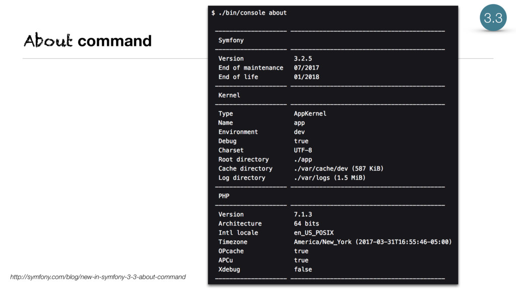 About command http://symfony.com/blog/new-in-sy...