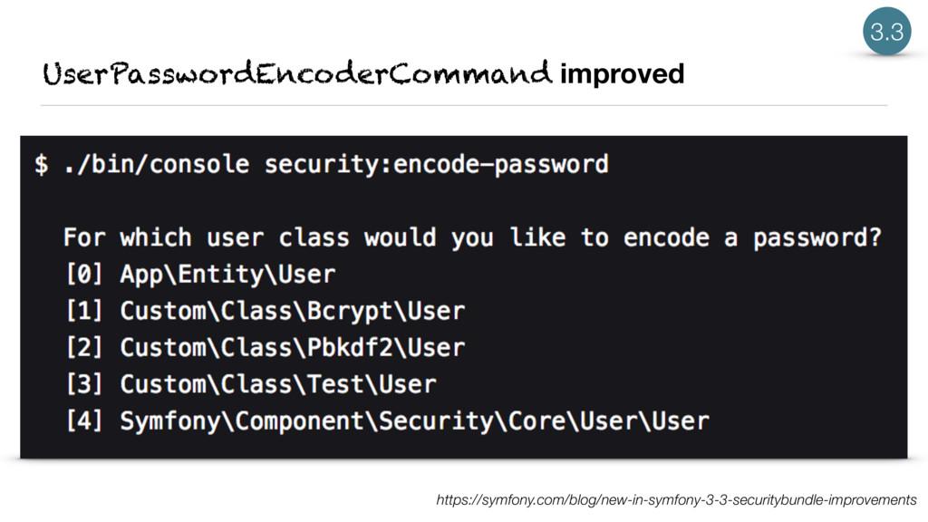 UserPasswordEncoderCommand improved 3.3 https:/...