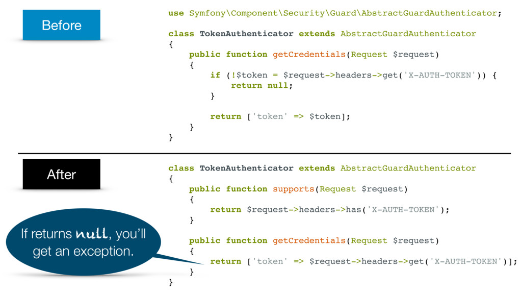 use Symfony\Component\Security\Guard\AbstractGu...