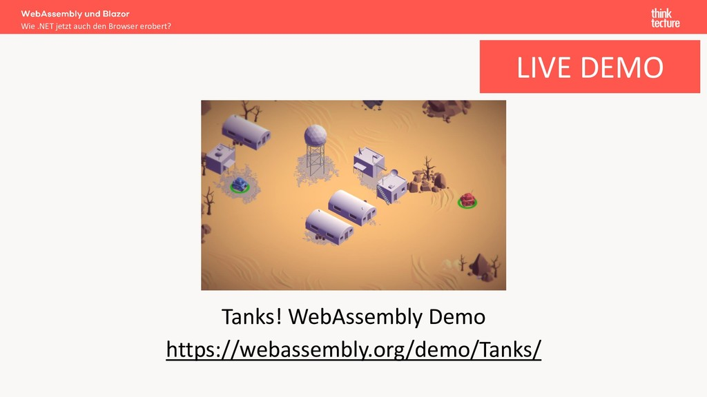 Tanks! WebAssembly Demo https://webassembly.org...