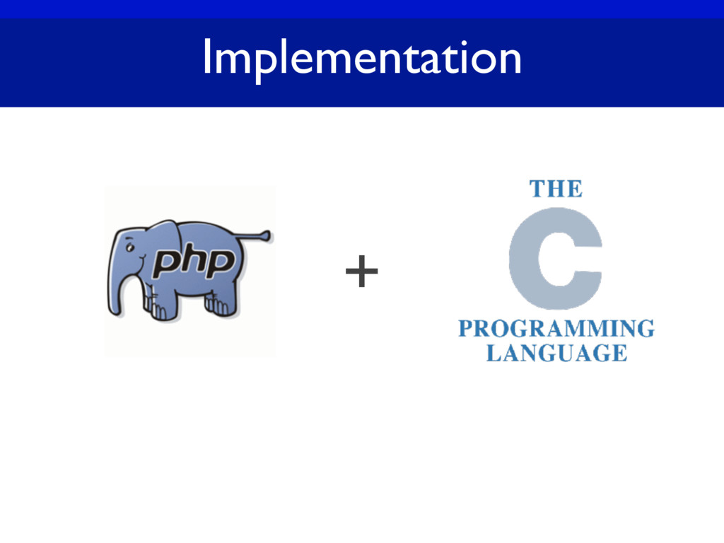 Implementation +