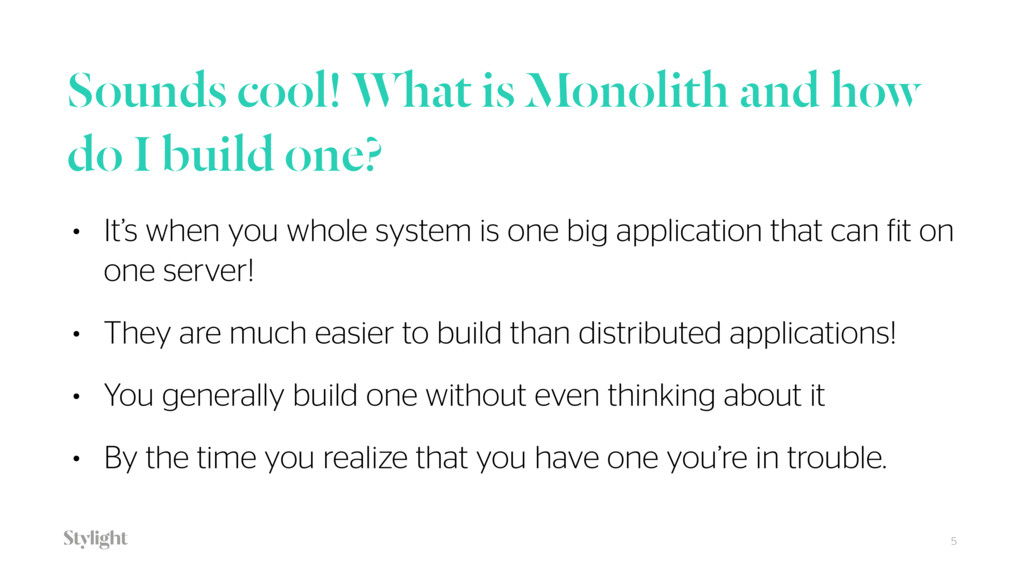 Sounds cool! What is Monolith and how do I buil...