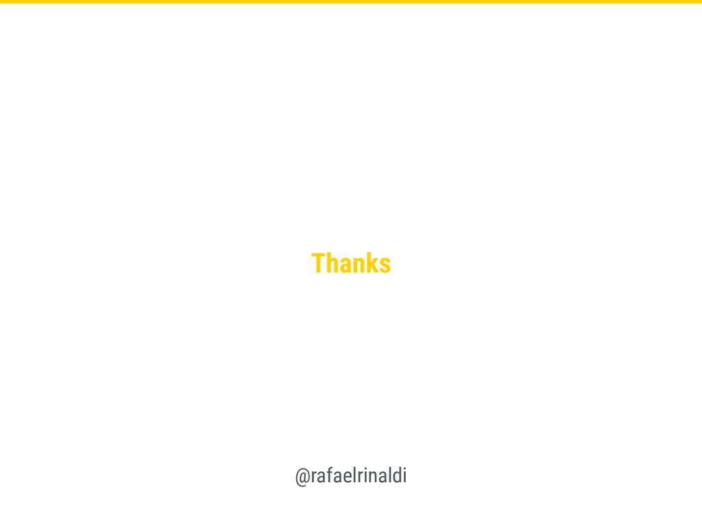 Thanks @rafaelrinaldi