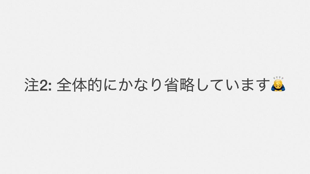 2: શମతʹ͔ͳΓলུ͍ͯ͠·͢