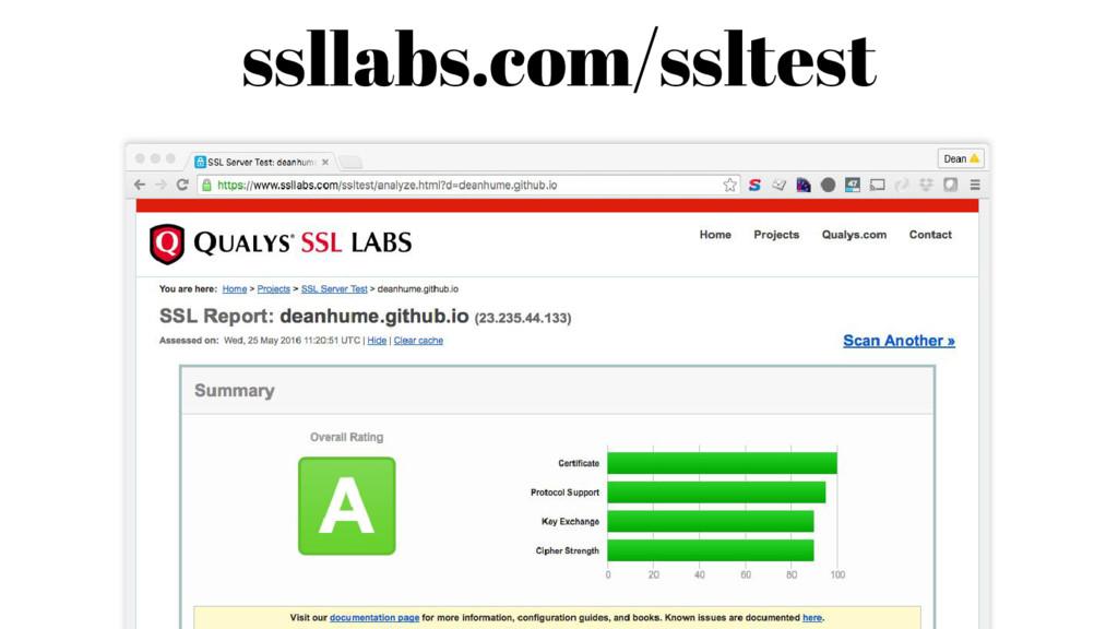 ssllabs.com/ssltest