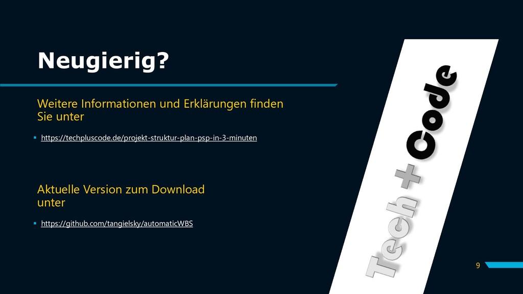 9 ▪ https://techpluscode.de/projekt-struktur-pl...