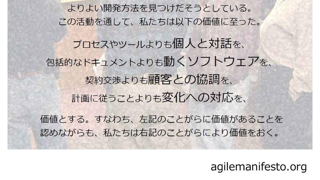agilemanifesto.org