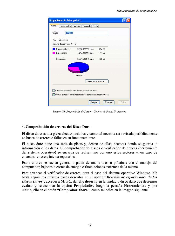 Mantenimiento de computadores Imagen 70: Propie...