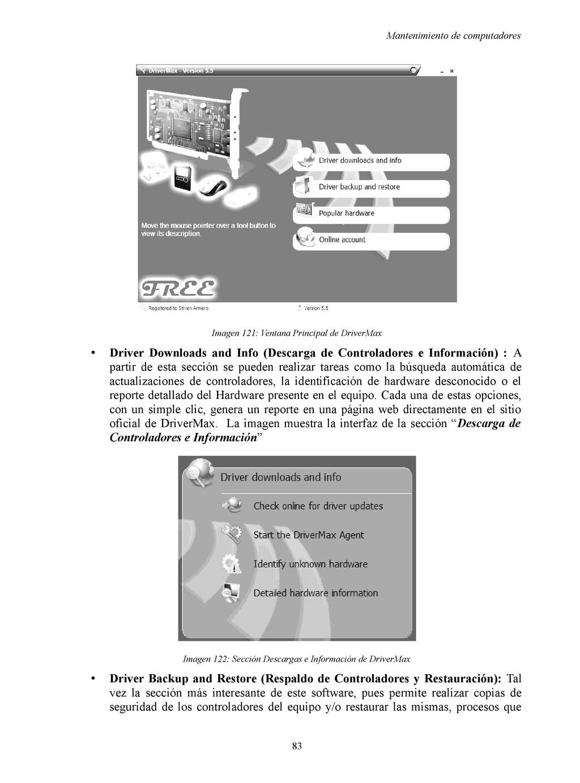 Mantenimiento de computadores Imagen 121: Venta...