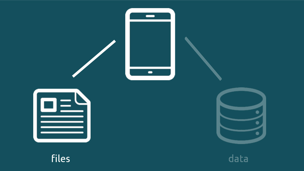 files   data