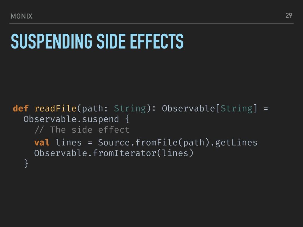 MONIX SUSPENDING SIDE EFFECTS 29 def readFile(p...