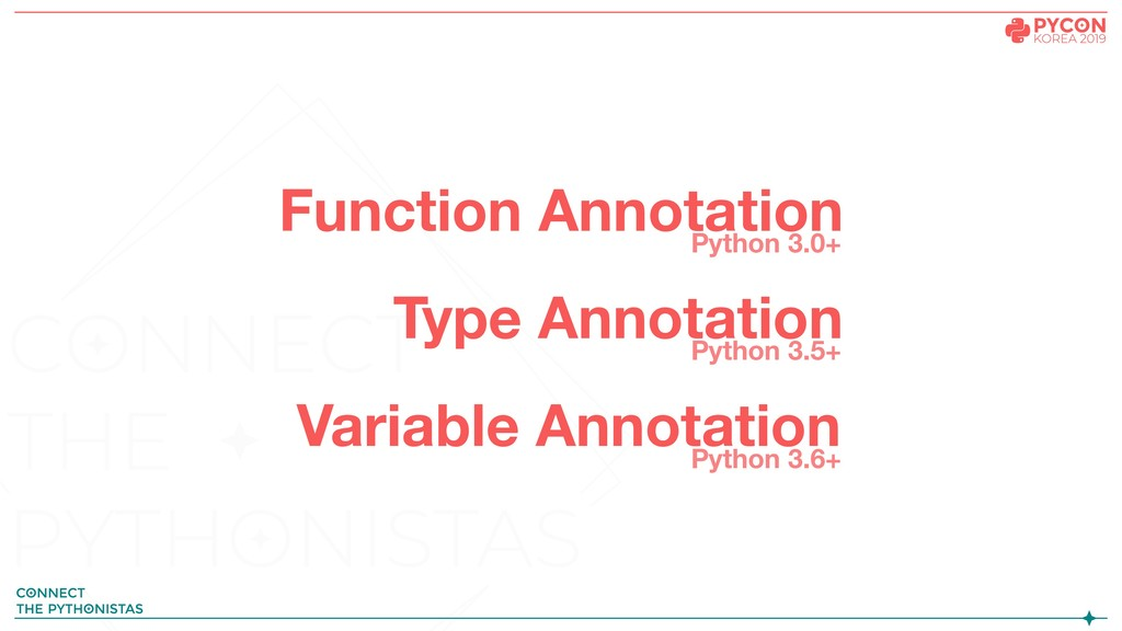 Function Annotation Type Annotation Variable An...