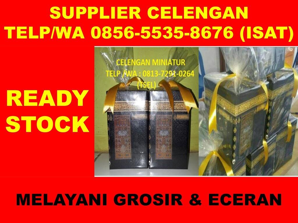 SUPPLIER CELENGAN TELP/WA 0856-5535-8676 (ISAT)...