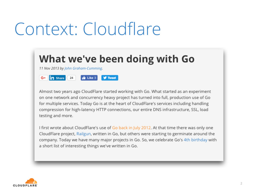 Context: Cloudflare 2