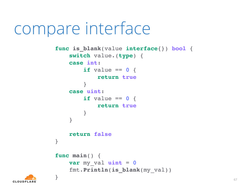 compare interface 67 func is_blank(value interf...