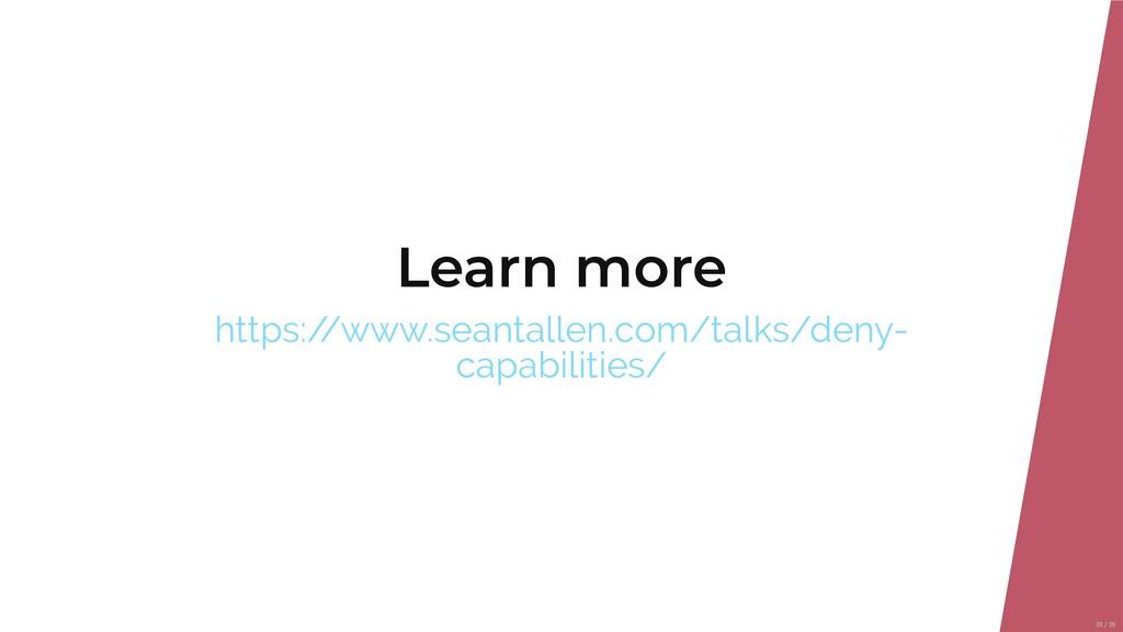 Learn more https:/ /www.seantallen.com/talks/de...