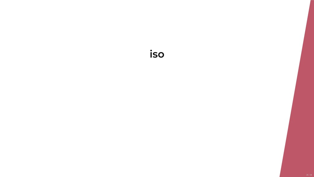 iso 29/39