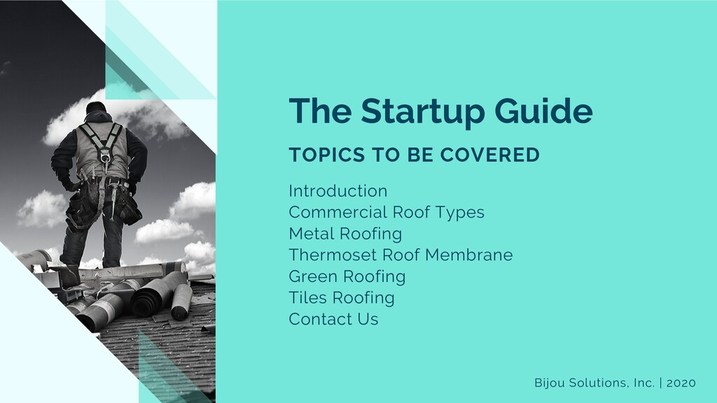 Bijou Solutions, Inc. | 2020 The Startup Guide ...