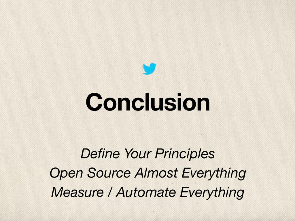 Conclusion Define Your Principles Open Source Al...