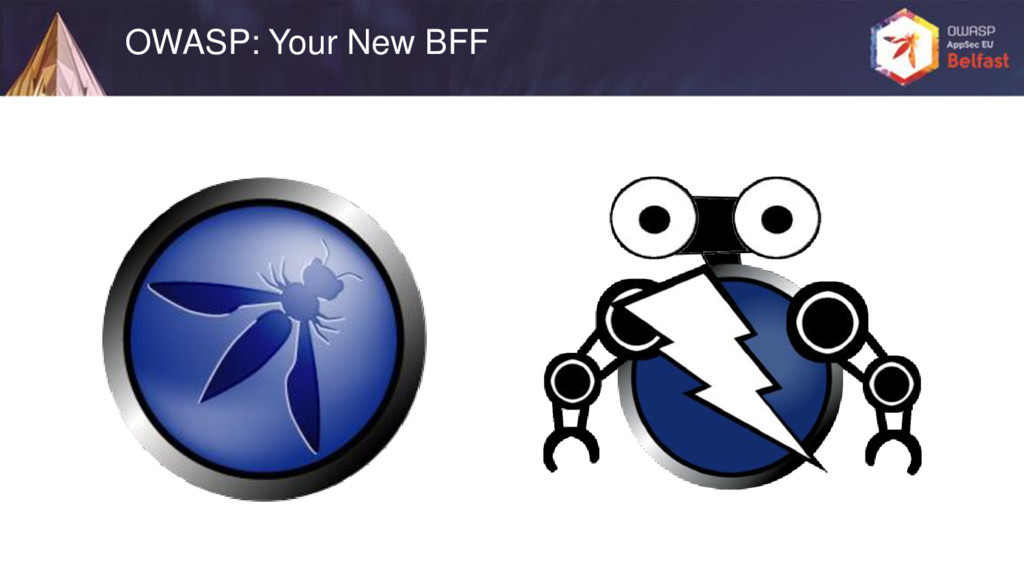 OWASP: Your New BFF