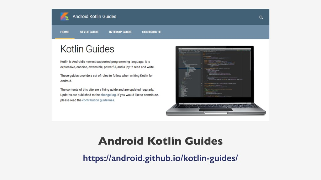 Android Kotlin Guides https://android.github.io...
