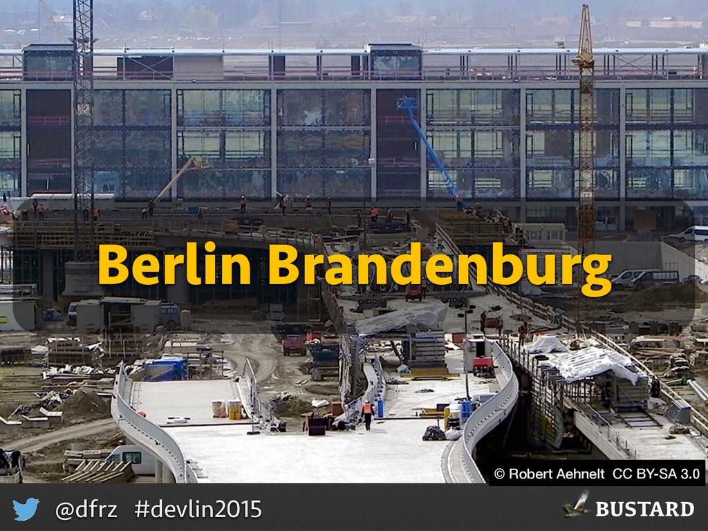 BUSTARD @dfrz #devlin2015 Berlin Brandenburg © ...