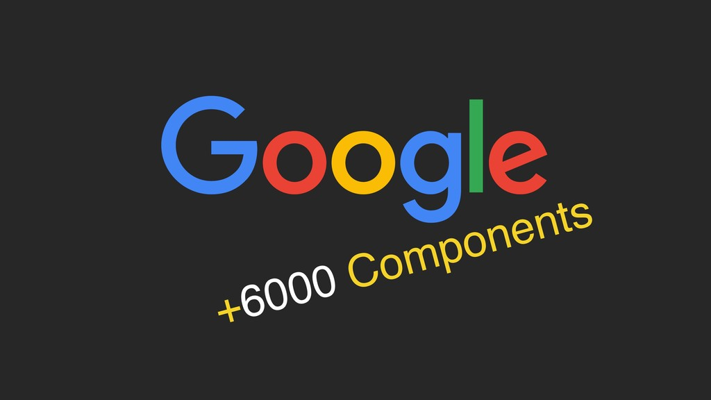 +6000 Components