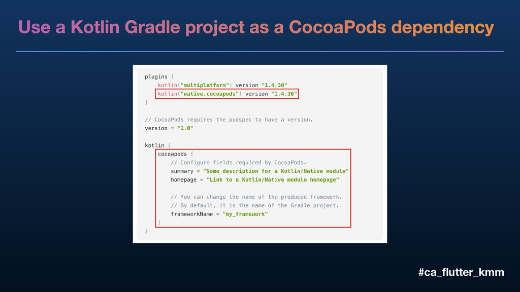 Use a Kotlin Gradle project as a CocoaPods depe...