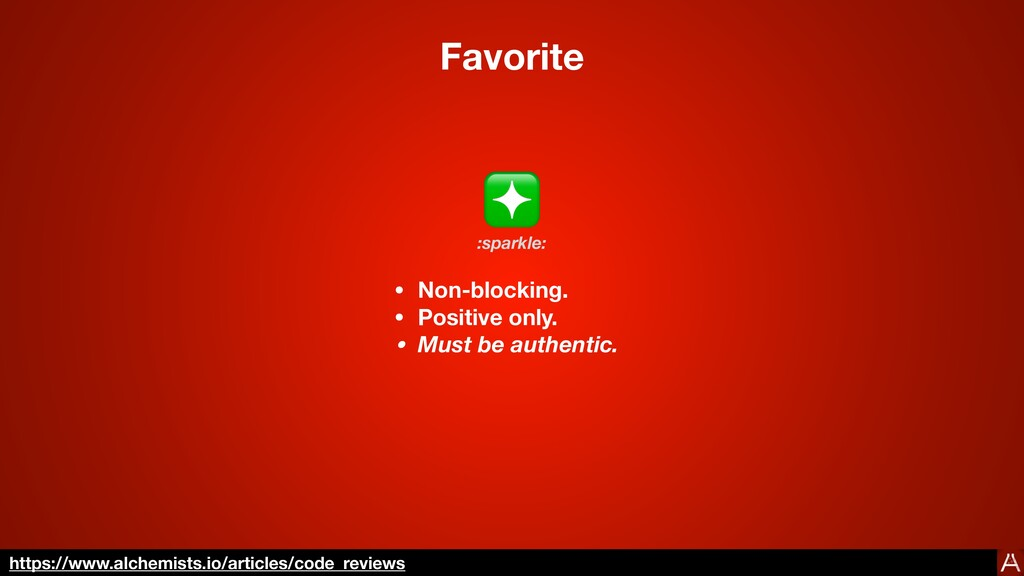 Favorite ❇ • Non-blocking. • Positive only. • M...