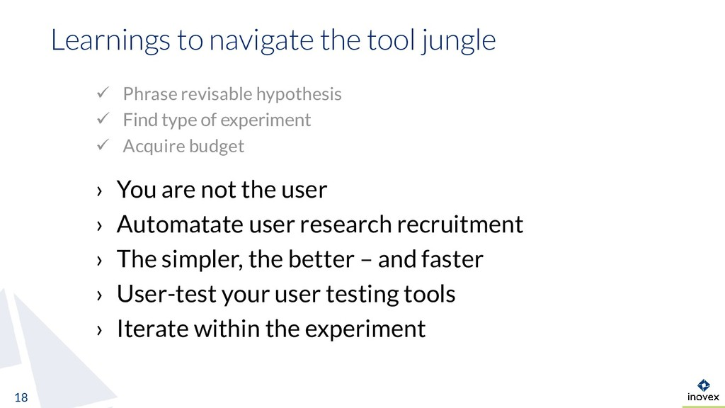 Learnings to navigate the tool jungle  Phrase ...
