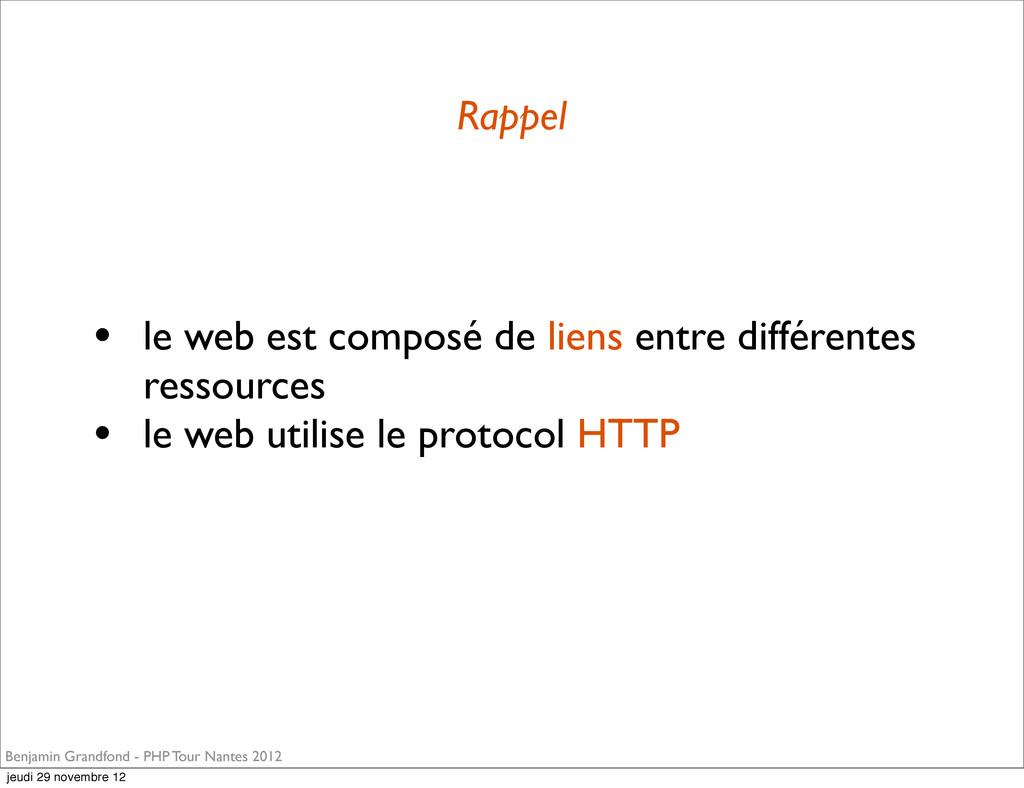 Benjamin Grandfond - PHP Tour Nantes 2012 Rappe...