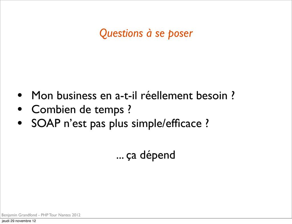 Benjamin Grandfond - PHP Tour Nantes 2012 Quest...