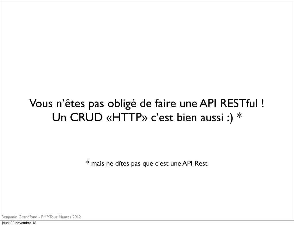 Benjamin Grandfond - PHP Tour Nantes 2012 Vous ...
