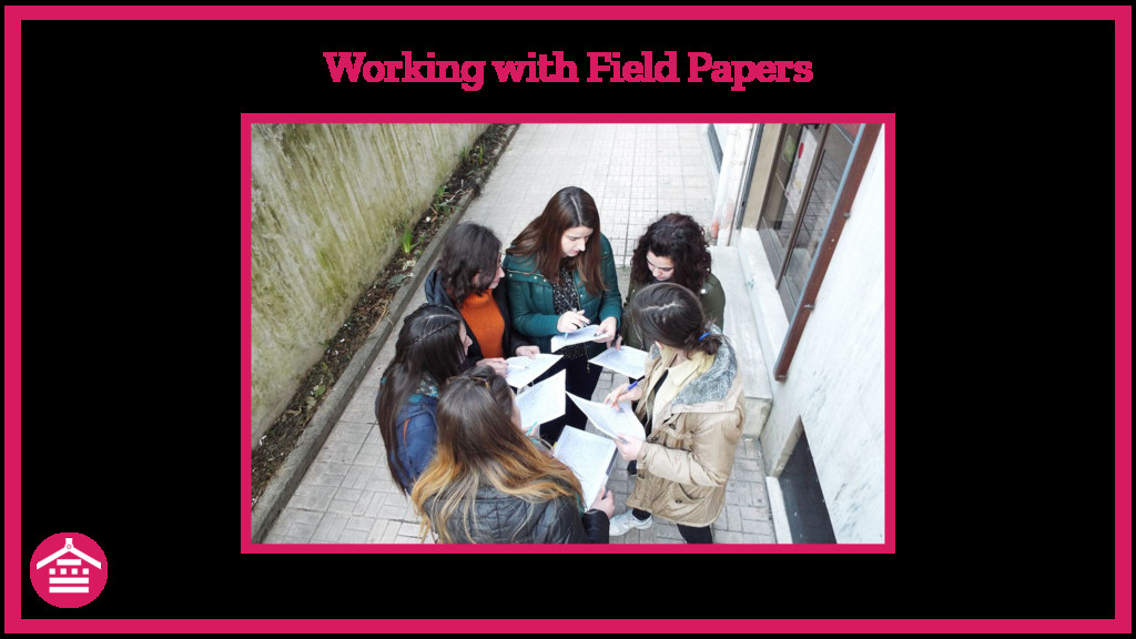 Working with Field Papers