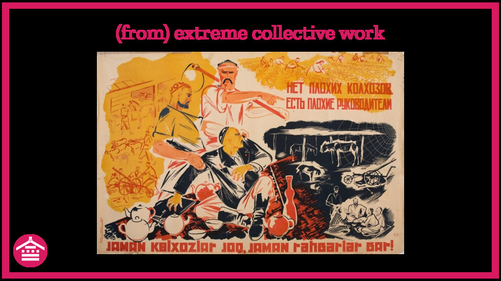 (from) extreme collective work