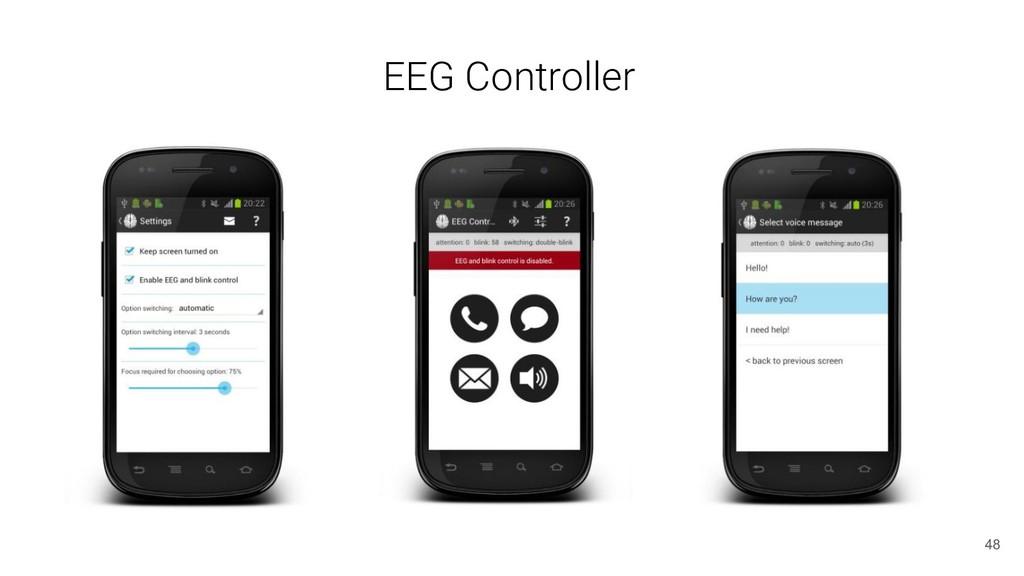 EEG Controller 48