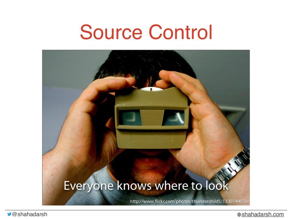@shahadarsh shahadarsh.com Source Control