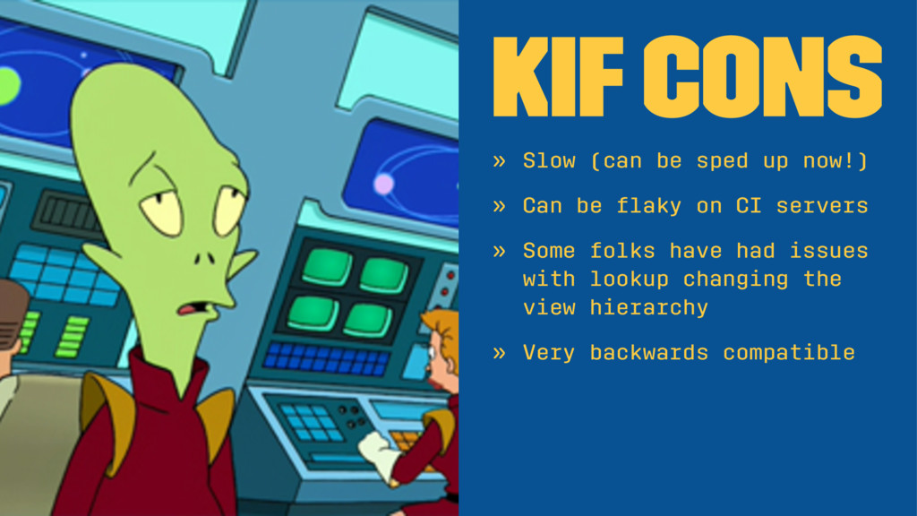 Kif Cons » Slow (can be sped up now!) » Can be ...