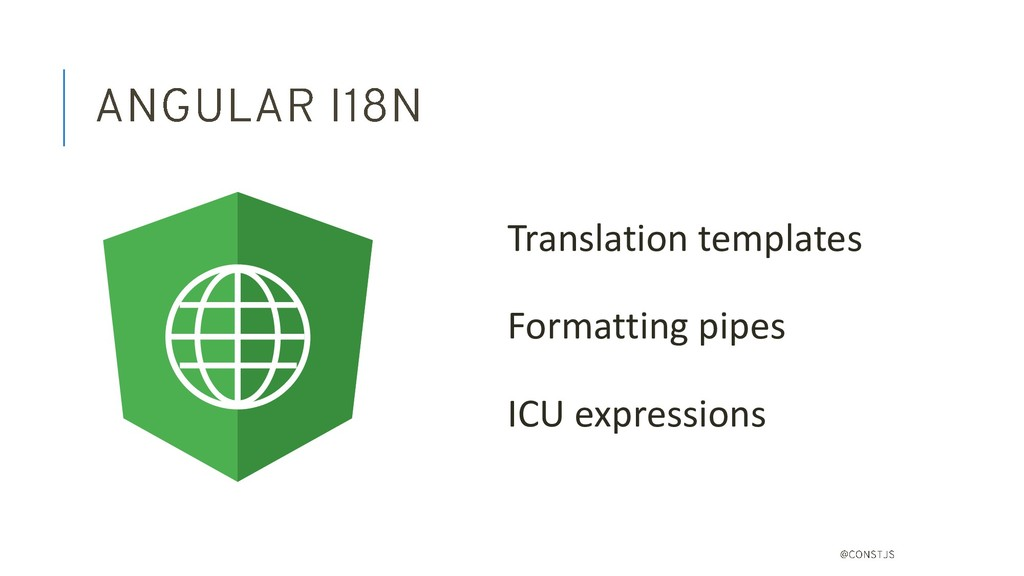 Translation templates Formatting pipes ICU expr...