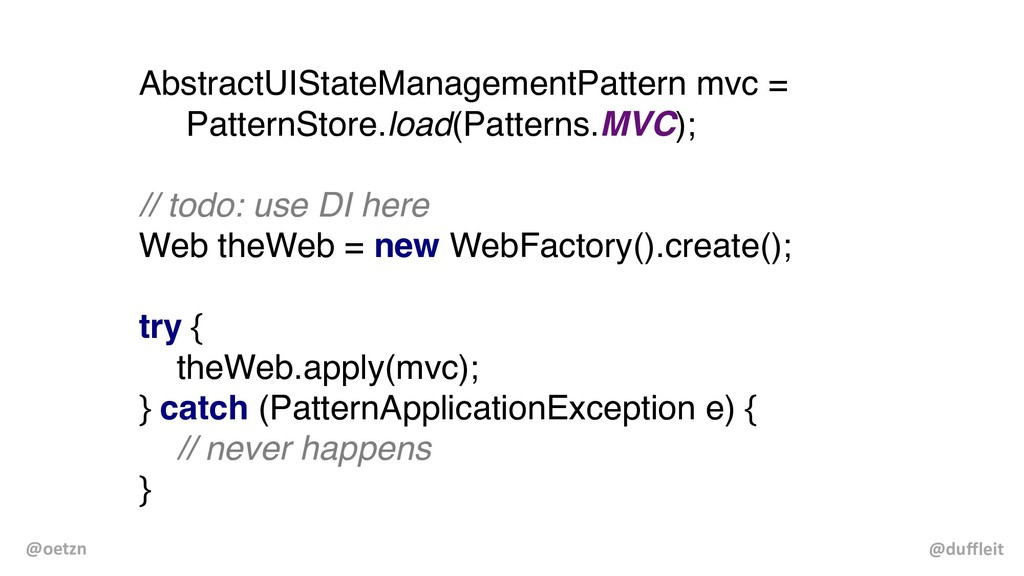 AbstractUIStateManagementPattern mvc = PatternS...